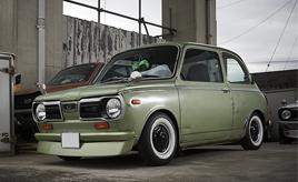 昭和に生まれ、令和に甦る。1972年式スバル R-2 スーパーデラックス(K12型)