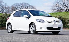 現役タクシードライバーを唸らせた直感性能。2012年式トヨタ オーリス 150X Sパッケージ(NZE151H型)