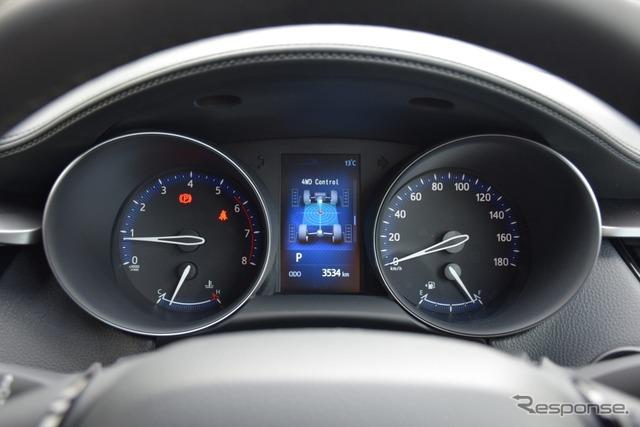 トヨタ C-HR(写真はプロトタイプ)