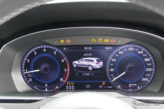 VW パサート ヴァリアント 2.0TSI R-Line