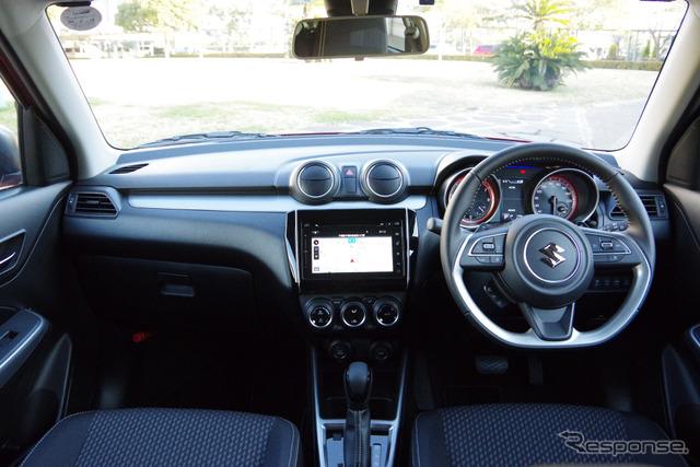 スズキ スイフト ハイブリッド RS