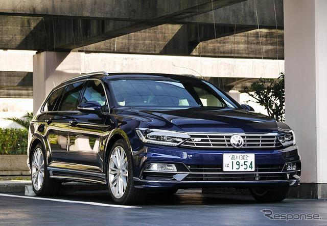 VW パサートヴァリアント Rライン