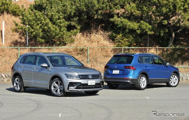 VW ティグアン TSI Highline