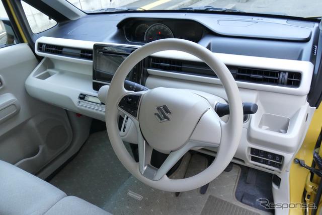 スズキ ワゴンR ハイブリッド FX