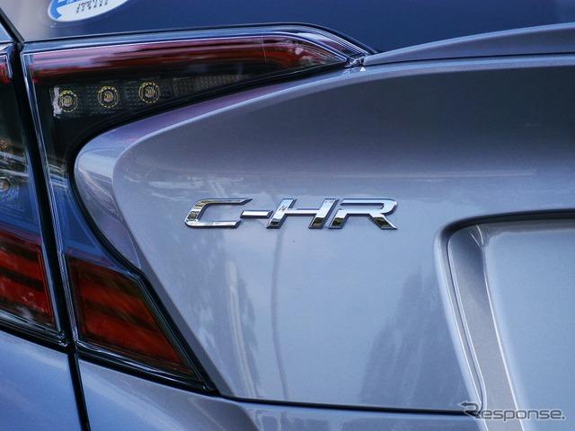 トヨタ C-HR G(ハイブリッド)