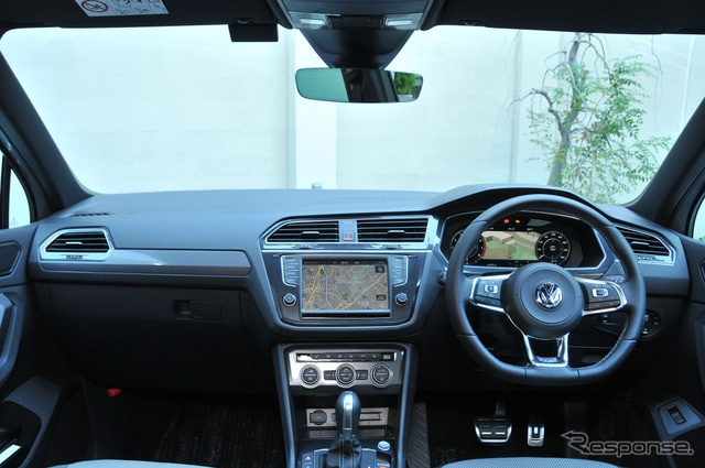 VW ティグアン Rライン