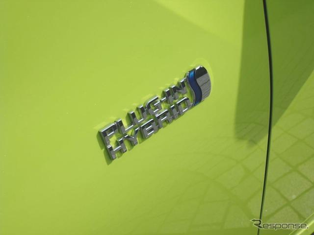 トヨタ プリウスPHV