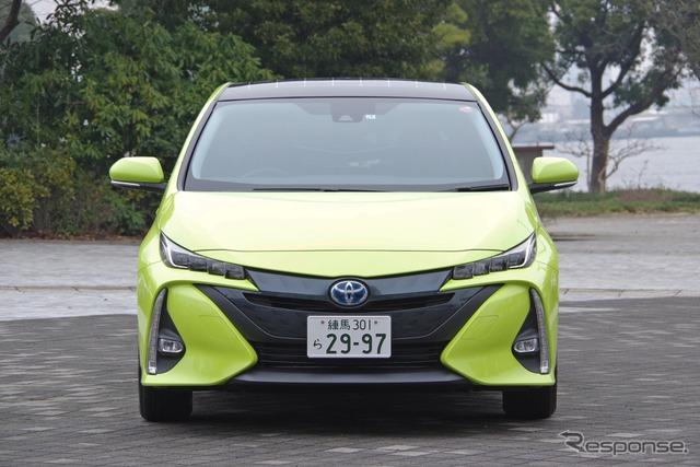 トヨタ プリウスPHV 新型