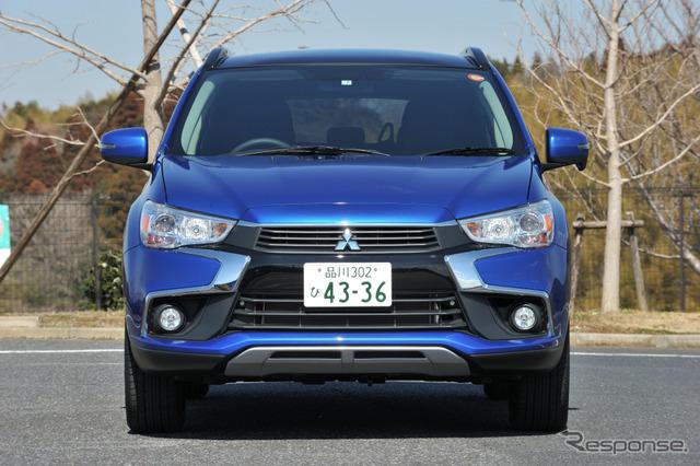 三菱 RVR 改良新型
