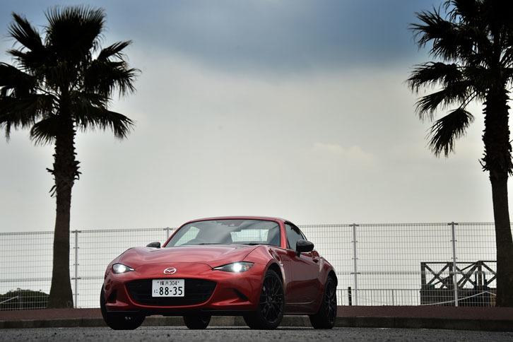 マツダ・ロードスターRF RS