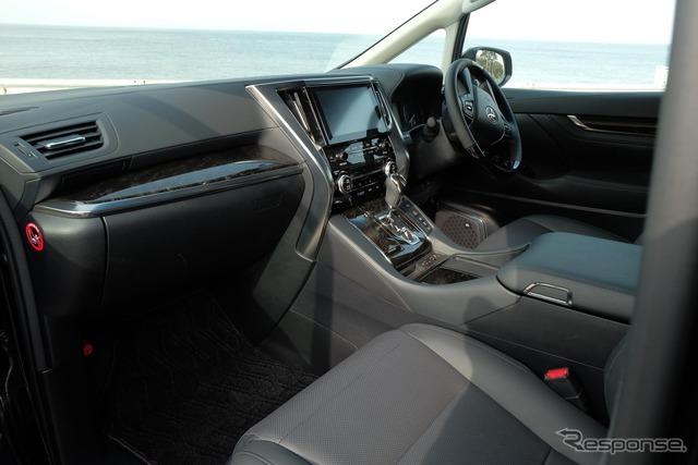 トヨタ ヴェルファイア ハイブリッド ZR Gエディション