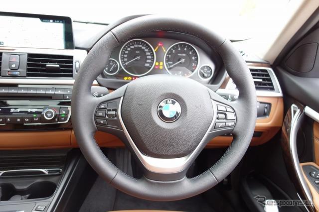 BMW 318iツーリング ラグジュアリー
