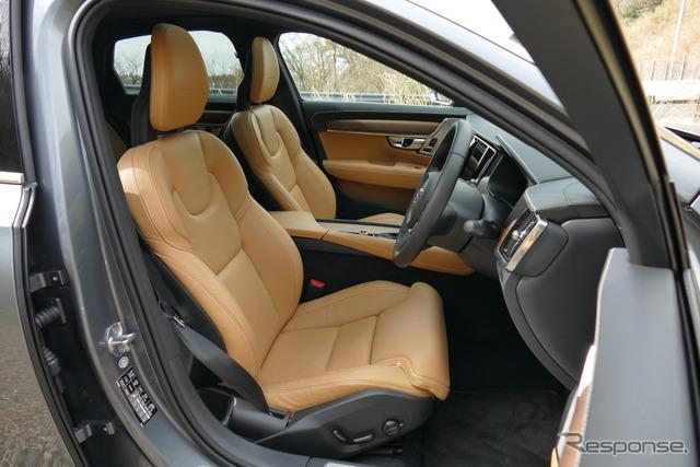 ボルボ S90 T6 AWD Inscription