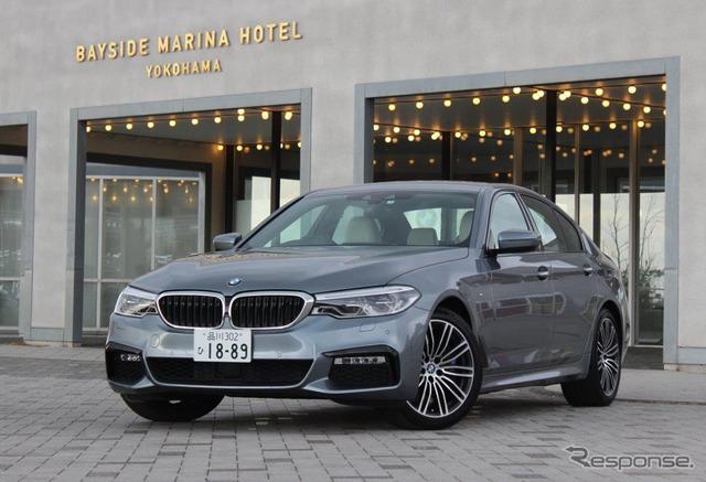 BMW 540i Mスポーツ
