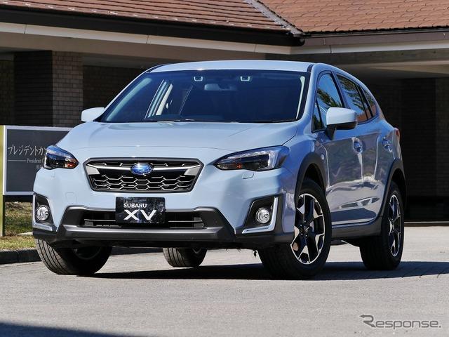 スバル XV 新型
