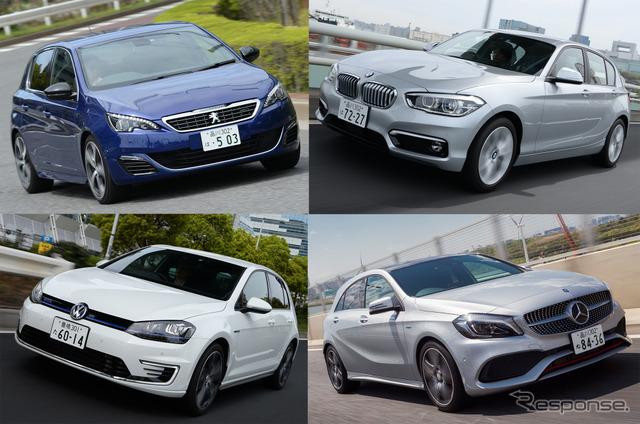 【輸入車パワーユニット比較】いま選ぶべきはディーゼルか、PHEVか…大谷達也