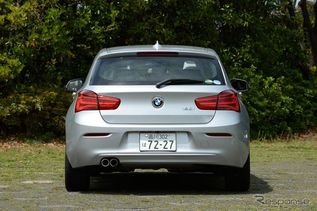 BMW 120i Style
