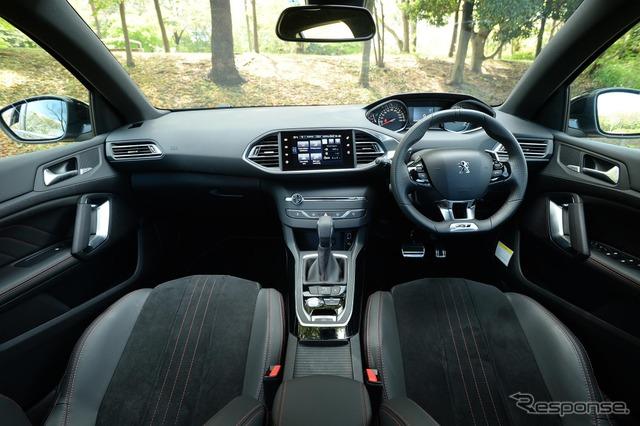 プジョー 308 GT BlueHDi