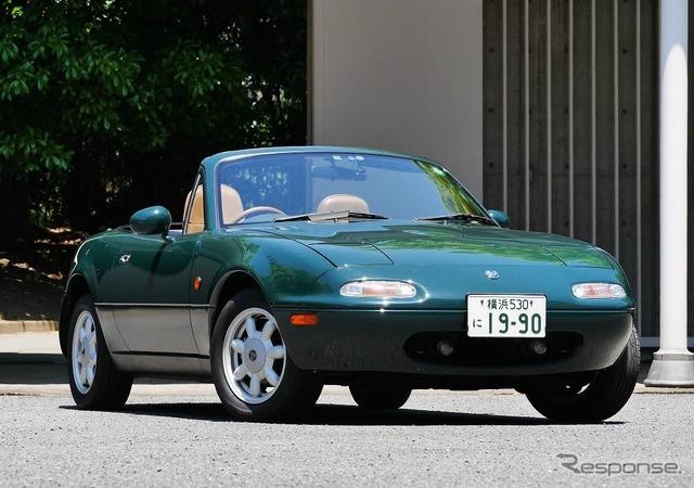 マツダ ロードスター(NA型)