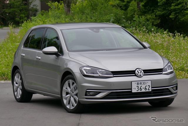 "【VW ゴルフ 試乗】メジャーアップデート級に進化した""ゴルフ7.5""…島崎七生人"