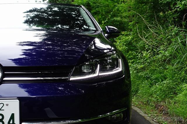 VW ゴルフ TSIハイライン 改良新型