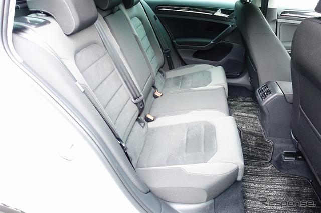 VW ゴルフヴァリアント TSIハイライン 改良新型