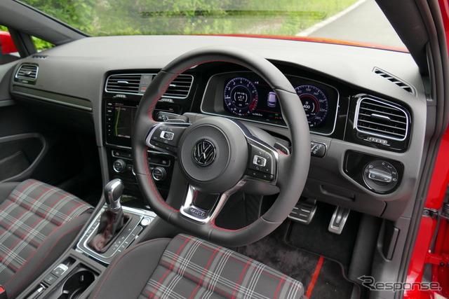 VW ゴルフGTI 6速DSG