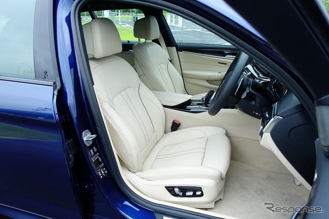 BMW 540i ツーリング