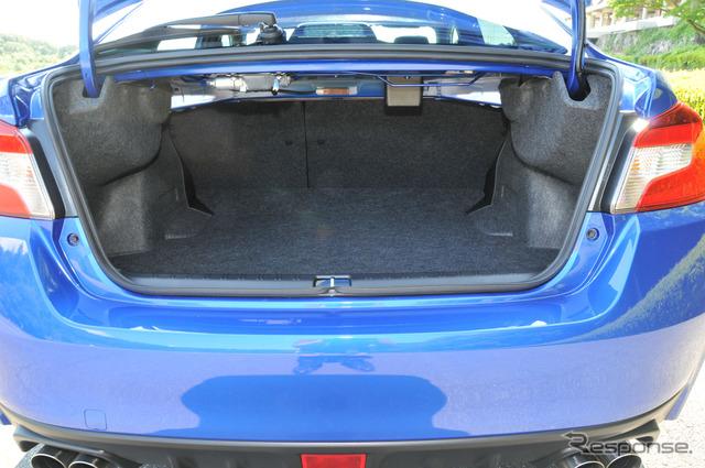 スバル WRX STI 改良新型
