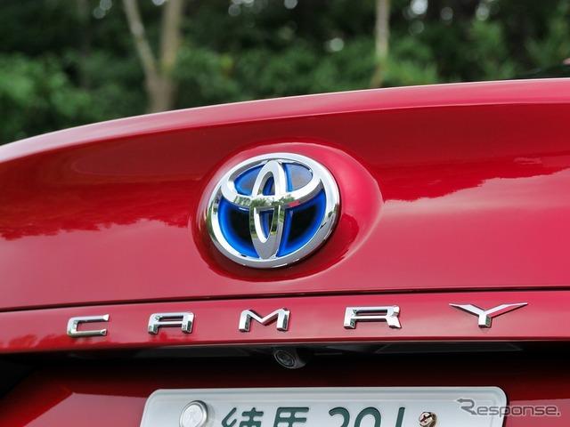 トヨタ カムリ 新型