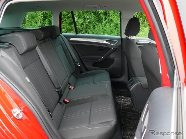 VW ゴルフ オールトラック TSI 4MOTION