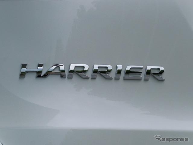 トヨタ ハリアーターボ