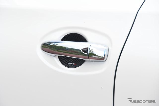 エクストレイル NISMOパフォーマンスパッケージ装着車