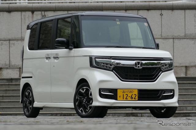 ホンダ N-BOXカスタムG・Lターボ ホンダセンシング