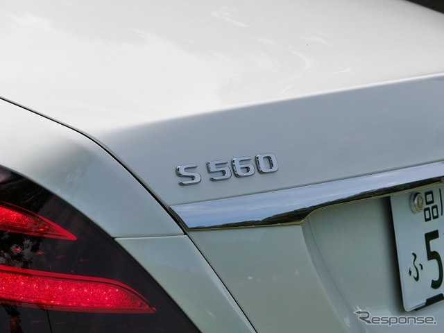 メルセデスベンツ S560