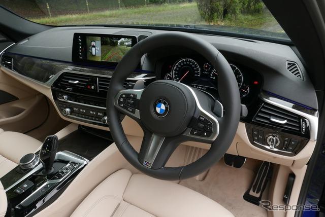 BMW 540i xDrive Touring M Sport