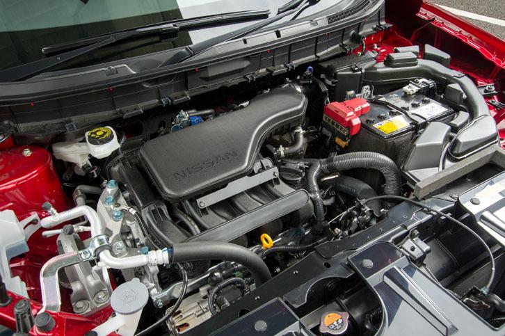 搭載される2リッター直4自然吸気エンジンは、147psと207Nmを発生。日常シーンにおいては必要にして十分な動力性能をもたらす。