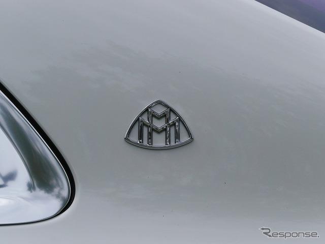 メルセデス マイバッハ S560