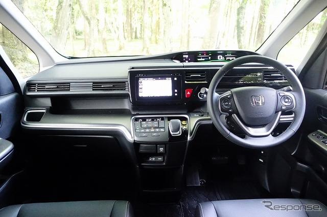 ホンダ ステップワゴン スパーダ「ハイブリッドG・EX」