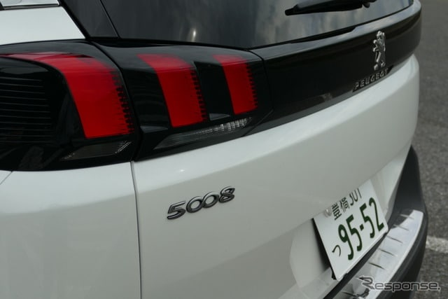 プジョー5008 Allure