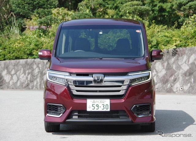 ホンダ ステップワゴン スパーダ Hybrid G・EX Honda SENSING