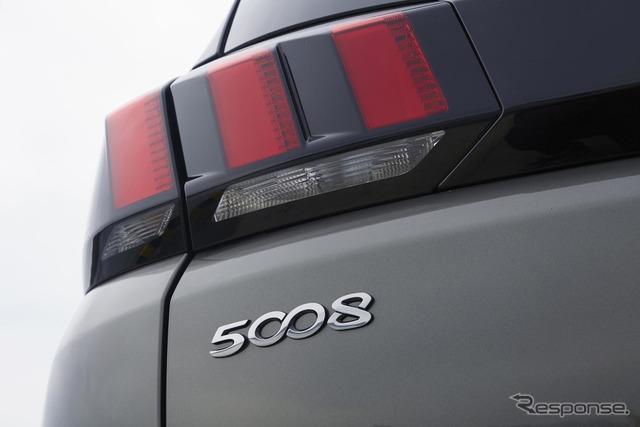 プジョー 5008