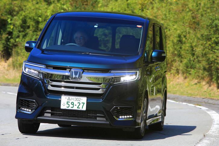 ホンダ・ステップワゴン スパーダ ハイブリッドG・EX Honda SENSING
