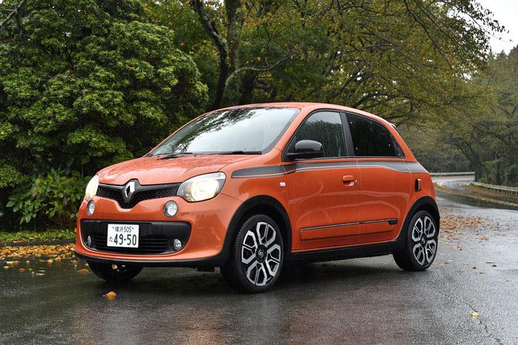 「トゥインゴGT」は去る10月、まずは200台の限定車として発売された。200台以上の申し込みがあり、抽選になったそうだ。2018年の年明け後にカタログモデルとして、あらためて発売される予定。