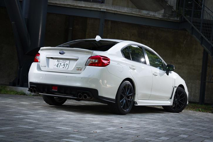 2014年8月のデビューから3年目を迎えた「WRX S4」。これまでにも、快適性の向上や安全装備の強化といった改良が図られてきた。