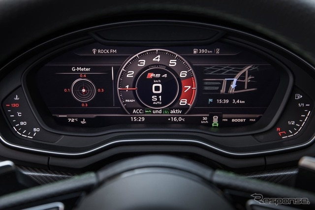 アウディ RS4アバント