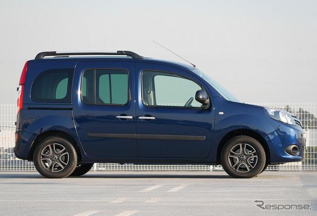 ルノー カングー ゼン 6MT
