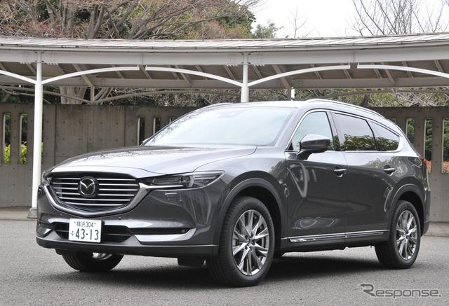 マツダ CX-8 XD Lパッケージ4WD