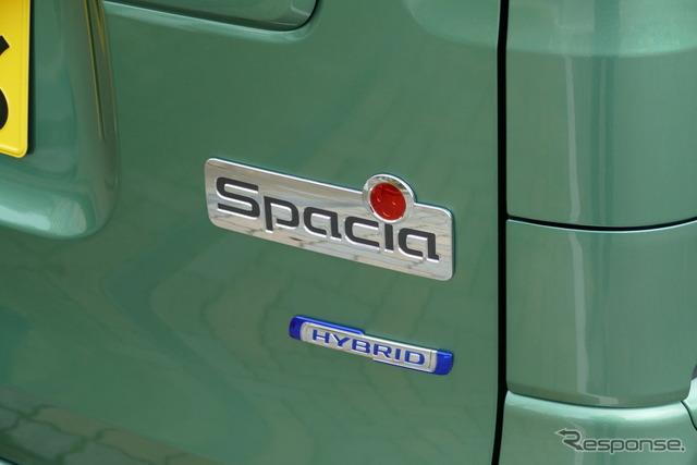 スズキ スペーシア HYBRID X 2WD