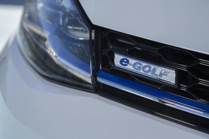 フォルクスワーゲンe-ゴルフ